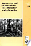 management-and-conservation-of-closed-forests-in-tropical-america