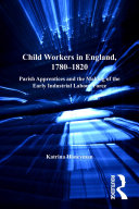 download ebook child workers in england, 1780–1820 pdf epub