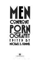Men confront pornography