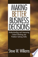 Making Better Business Decisions