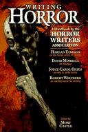 Writing Horror book