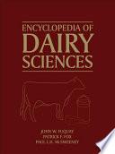 Encyclopedia of Dairy Sciences