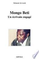 Mongo Beti  Un   crivain engag