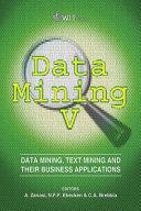 Data Mining V