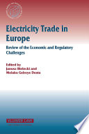 Electricity Trade in Europe