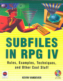 Subfiles in RPG IV