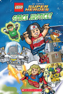 Space Justice Lego Dc Super Heroes