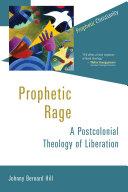 Prophetic Rage