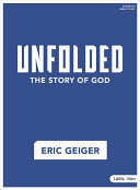 Unfolded Bible Study Book