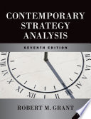 Contemporary Strategy Analysis and Cases
