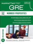 GRE Number Properties