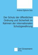 Eine Analyse der Qualifikationsrichtlinie 2011/95 der Europäischen Union unter besonderer Berücksichtigung der völkerrechtlichen Vorgaben