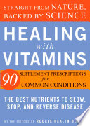 Healing with Vitamins