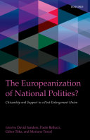 The Europeanization of National Polities?