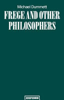 Frege and Other Philosophers