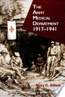 The Army Medical Department 1917 1941 Paperback