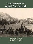 Wyszk  w Memorial Book Book PDF
