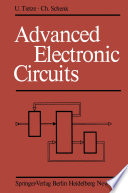 Advanced Electronic Circuits