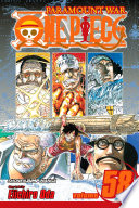 One Piece  Vol  58