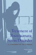 Treatment of Posttraumatic Stress Disorder Book PDF