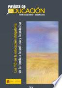 Revista de educaci  n no 352  Las TIC en la educaci  n obligatoria  de la teor  a a la pol  tica y la pr  ctica