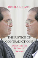 Book The Justice of Contradictions
