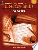 Building Basic Literacy Skills