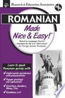 Romanian made nice   easy
