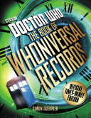 Doctor Who: The Book of Whoniversal Records Book