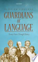 Guardians Of Language