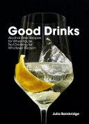 Good Drinks Book