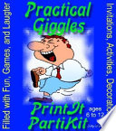 Children s Practical Giggles Joke Birthday Party Kit and Party Games