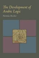 The Development of Arabic Logic