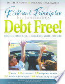 Biblical Principles For Becoming Debt Free