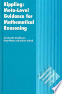 Rippling  Meta Level Guidance for Mathematical Reasoning