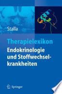Therapielexikon Endokrinologie und Stoffwechselkrankheiten