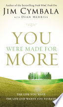 You Were Made for More Book PDF