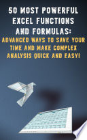 50 most powerful Excel Functions and Formulas