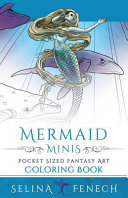 MERMAID MINIS   PCKT SIZED FAN