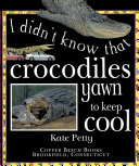 Crocodiles Yawn To Keep Cool