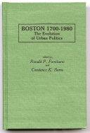 Boston, 1700-1980
