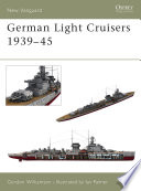 German Light Cruisers 1939   45