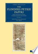 The Flinders Petrie Papyri