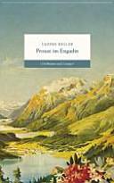 Proust im Engadin