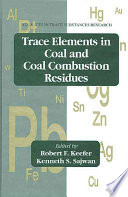 Trace Elements in Coal and Coal Combustion Residues
