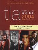 TLA Video   DVD Guide 2004