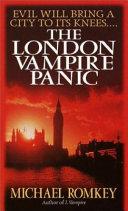 The London Vampire Panic