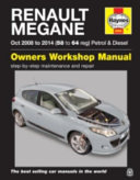 Renault Megane Petrol And Diesel Owner S Workshop Manual