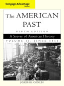 Cengage Advantage Books  The American Past  Volume II  Since 1865