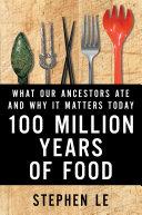 download ebook 100 million years of food pdf epub